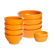 Calibowl® Bowls in Orange