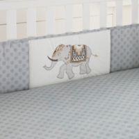 Levtex Baby® TAZA 4-Piece Crib Bumper Set in Grey/Ivory