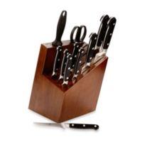 Zwilling J.A. Henckels Pro 12-Piece Knife Block Set