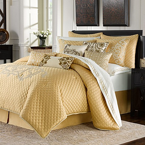 Bombay 174 Arden 4 Piece Comforter Set Bed Bath Amp Beyond