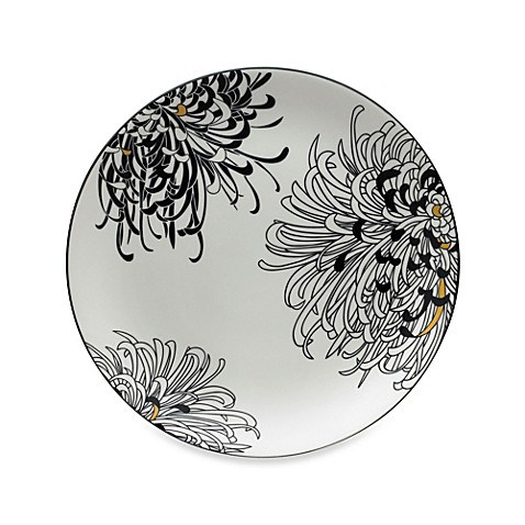 Denby Monsoon Chrysanthemum 14-Inch Round Platter