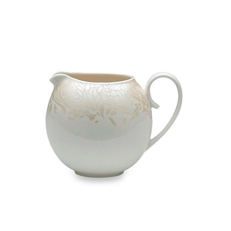 Denby Monsoon Lucille 10-Ounce Small Jug in Gold