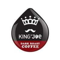King of Joe 80-Count Dark Roast Coffee T DISCs for Tassimo™ Beverage System