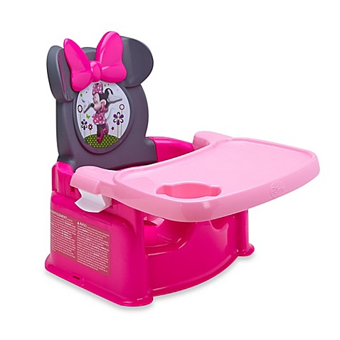 Minnie Mouse Dream Festival Booster Seat Bed Bath Beyond
