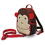 SKIP*HOP® Zoo Monkey Safety Harness / Mini Backpack with Rein