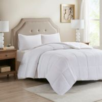 Sleep Philosophy 300-Thread-Count Down Alternative Twin Comforter in White