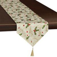 Mistletoe 108-Inch Table Runner