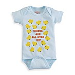 Sara Kety® Chicks Are All Over Me Bodysuit - 6 Months