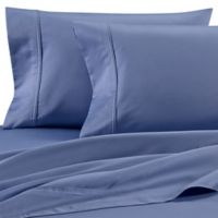 Wamsutta® Dream Zone® 850-Thread-Count PimaCott® Full Sheet Set in Blue Jean