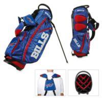 NFL Buffalo Bills Fairway Stand Golf Bag