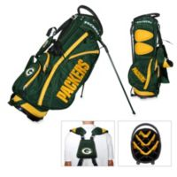 NFL Green Bay Packers Fairway Stand Golf Bag