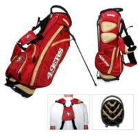 NFL San Francisco 49ers Fairway Stand Golf Bag