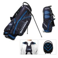 NFL Seattle Seahawks Fairway Stand Golf Bag