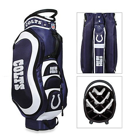 NFL Indianapolis Colts Medalist Golf Cart Bag