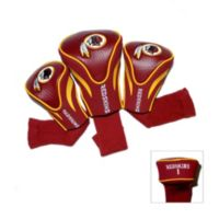 NFL Washington Redskins 3-Pack Contour Headcovers