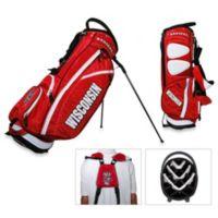 University of Wisconsin Fairway Stand Golf Bag