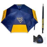 NCAA West Virginia University Golf Umbrella