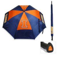 NCAA University of Illinois Golf Umbrella