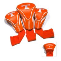 University of Tennessee 3-Pack Contour Golf Club Headcovers