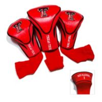 Texas Tech University 3-Pack Contour Golf Club Headcovers