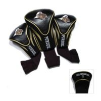 University of Purdue 3-Pack Contour Golf Club Headcovers