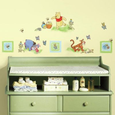 Winnie the Pooh Wall from Buy Buy Baby