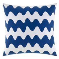 Marimekko® Pikku Lokki Square Pillow in Blue