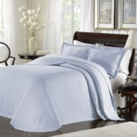 Lamont Home™ Majestic King Pillow Sham in Blue