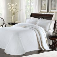 Lamont Home™ Majestic Twin Bedspread in White