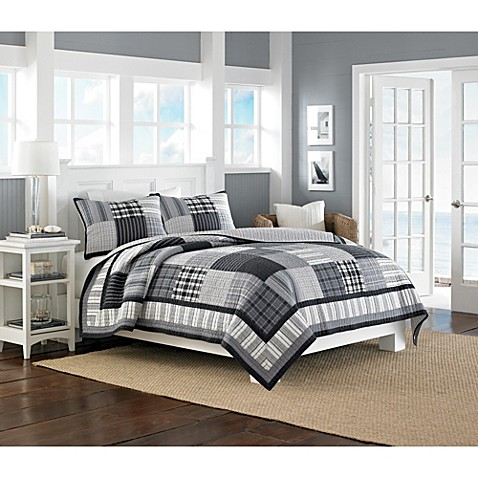 Nautica Gunston Reversible Quilt Bed Bath Beyond