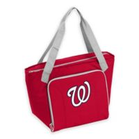 MLB Washington Nationals Embroidered 30-Can Cooler Tote