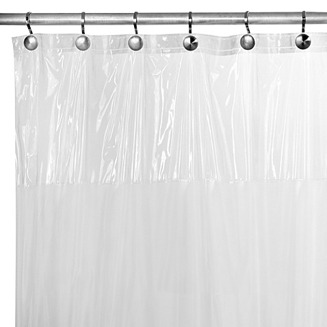 Buy Smart View Peva 70 Inch X 72 Inch Shower Curtain Liner In Frosty From Bed Bath Beyond