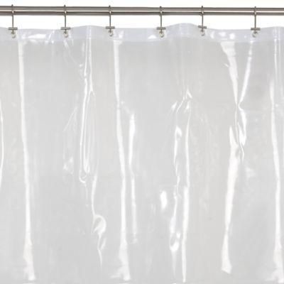 Buy Clear Shower Curtains from Bed Bath & Beyond