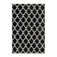 Loloi Rugs Charlotte 3-Foot 6-Inch x 5-Foot 6-Inch Rug in Onyx