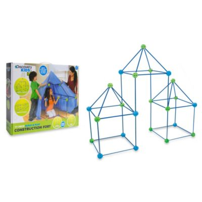 Discovery Kids Toy Construction Fort Set Multi