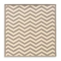 Linon Home Chevron 1-Foot 10-Inch x 2-Foot 10-Inch Rug