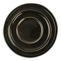 canvas home™ Abbesses Noir Dinner Plates (Set of 4)