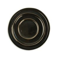canvas home™ Abbesses Noir Salad Plates (Set of 4)