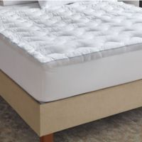 Therapedic® Cool and Fresh King Fiberbed in White