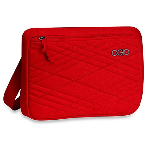 Ogio Tribeca Tablet Case in Red