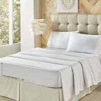 J. Queen New York™ Royal Fit 500-Thread Count King Sheet Set in White