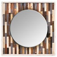 Varaluz® Country Pine 40-Inch x 40-Inch Mirror in Brown