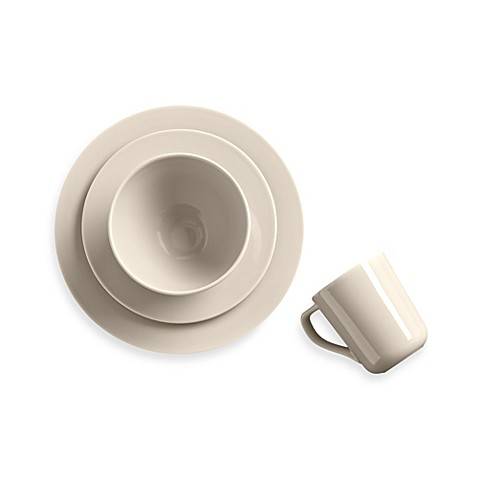 image of Real Simple® 4-Piece Place Setting in Ivory