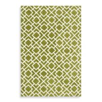 Loloi Rugs Charlotte 2-Foot 3-Inch x 3-Foot 9-Inch Rug in Peridot