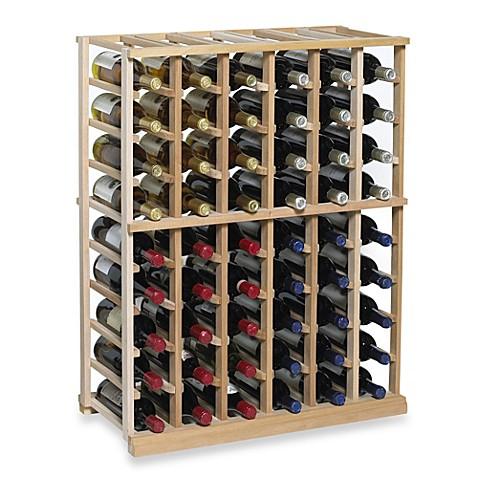 N Finity 60 Bottle Wine Rack Kit Bed Bath Amp Beyond