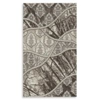 Linon Home Forest 5-Foot x 7-Foot 6-Inch Rug in Brown