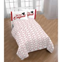 Disney® Mickey Mickey Twin Sheet Set