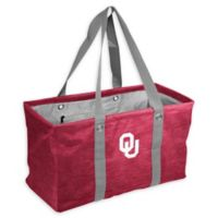 University of Oklahoma Crosshatch Picnic Caddy