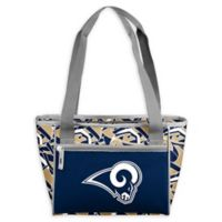 NFL Los Angeles Rams FIT 16-Can Cooler Tote