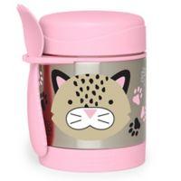 SKIP*HOP® Zoo Insulated Leopard Food Jar